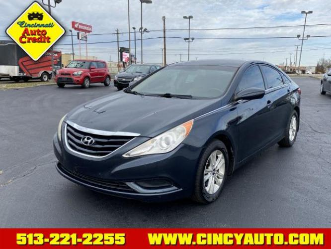 2011 Harbor Gray Metallic Hyundai Sonata GLS (5NPEB4AC8BH) with an 2.4 4 Cylinder Fuel Injected engine, Automatic transmission, located at 5489 Dixie Highway, Fairfield, OH, 45014, (513) 221-2255, 39.333084, -84.523834 - Photo #0